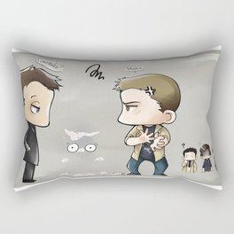 Problem? Rectangular Pillow