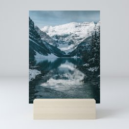 Lake Louise V Mini Art Print