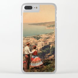 Is This The City We Dreamt Of Clear iPhone Case