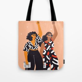 Feminism is for everybody Tote Bag