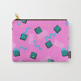 Memphis Pattern #6 Carry-All Pouch