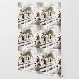 The Shibuya Crossing Wallpaper