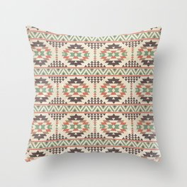 The Native Pattern Throw Pillow
