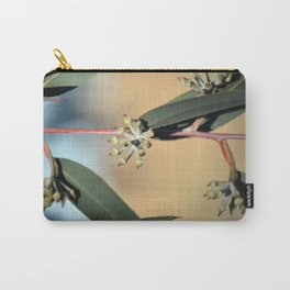 Eucalyptus Buds Carry-All Pouch