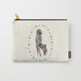 The Common Potoo Carry-All Pouch