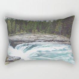 Dancing Waters Rectangular Pillow
