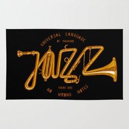 Jazz Trumpet Rug