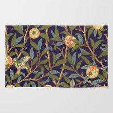 William Morris Bird And Pomegranate Rug