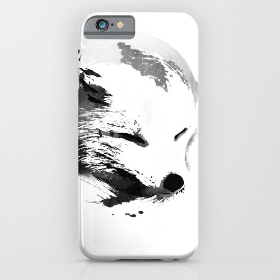 White Fox iPhone & iPod Case