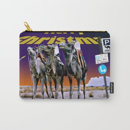 Christmas - Three Wise Men Parking Bay. Carry-All Pouch