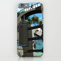 Optical Illusion - Tribute to Escher iPhone 6s Slim Case