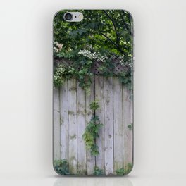The Green Can Never Be Blocked iPhone Skin