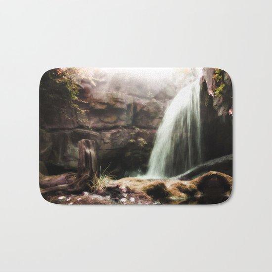 The Forgotten Cascades Bath Mat