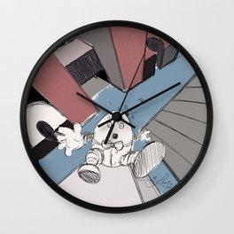 Humpty Dumpty's Free Fall Wall Clock