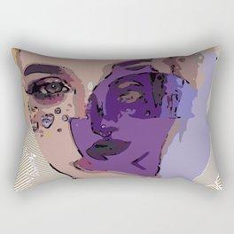 Candy Girl Rectangular Pillow