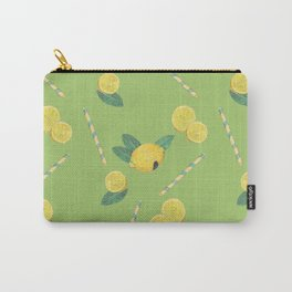 lemonade green Carry-All Pouch