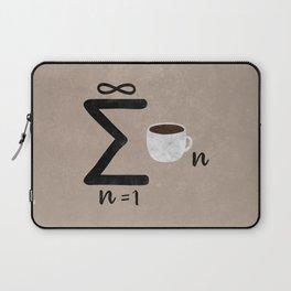 Infinite Coffee Laptop Sleeve