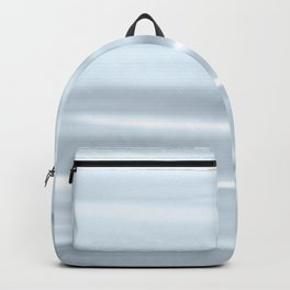 On The Water - Blue Backpack