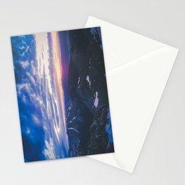 Sunrise over Mt. Yale Stationery Cards