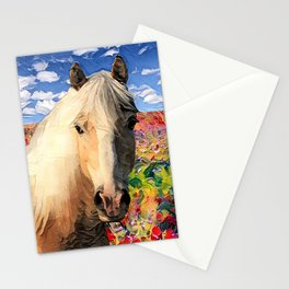 Happy Haffie Stationery Cards