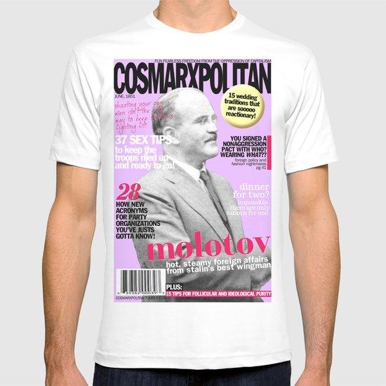 COSMARXPOLITAN, Issue 17 T-shirt