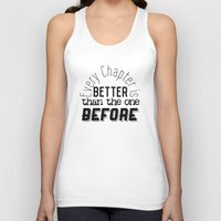 narnia Tank Tops featuring Every Chapter is Better Than the One Before by Thg Fashion
