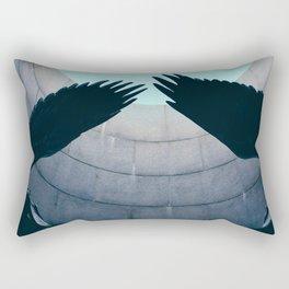 World War II Memorial Rectangular Pillow