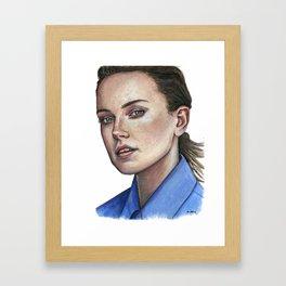 Daisy Jazz Isobel Ridley Framed Art Print