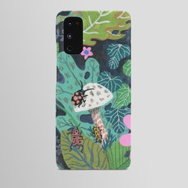 Beetle Pattern Android Case