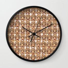 woew 2 Wall Clock