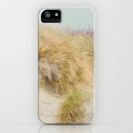 Sand Dunes iPhone Case