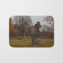Centralia, Pennsylvania Cemetery Bath Mat