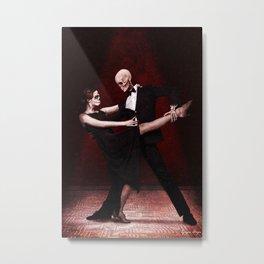 La Danza De La Muerte Metal Print