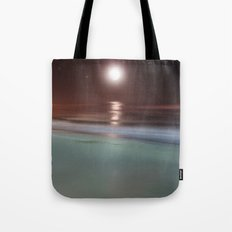 Moon Walk Tote Bag