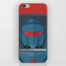 Pipes MTMTE iPhone & iPod Skin