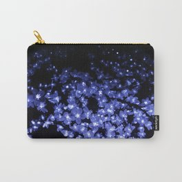 Blue Lights Carry-All Pouch