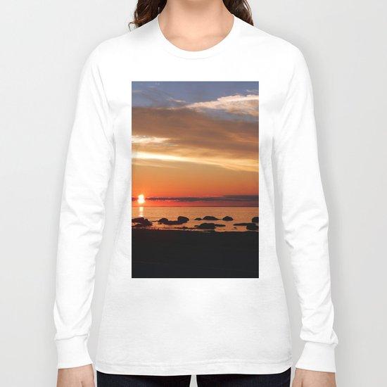Cruising into the Sunset Long Sleeve T-shirt