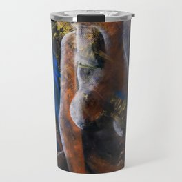 Contemplations on the Void Travel Mug