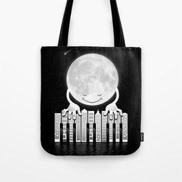 City Tunes Tote Bag