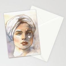 turbante Stationery Cards