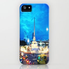 VICTORY MONUMENT iPhone Case