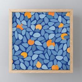 Mango Print Framed Mini Art Print