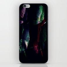Tropical darkness iPhone & iPod Skin