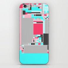 Red Mint iPhone & iPod Skin