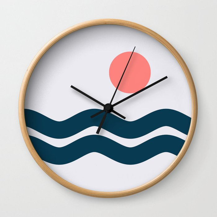 Nautical 06 No.1 Wall Clock