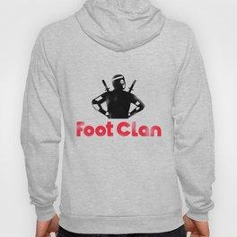 Foot Clan Hoody
