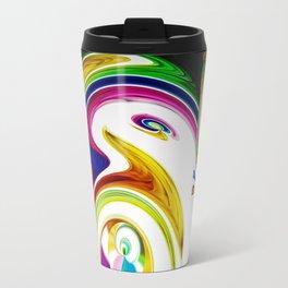 Abstract Perfection 25 Travel Mug