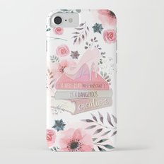 A WELL-READ WOMAN iPhone 7 Slim Case