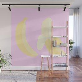 Bananas Wall Mural