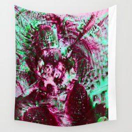 Limited Edition - 50 ex. - Galaxy Metaphor. Wall Tapestry